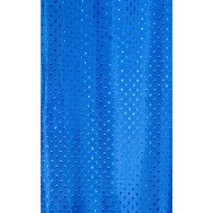 Zasłona łazienkowa STAR kobalt