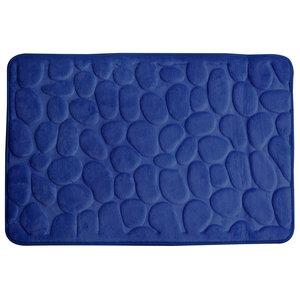 Dywanik łazienkowy RIMINI niebieski