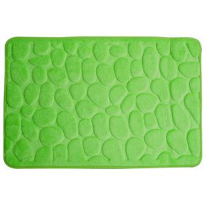 Dywanik łazienkowy RIMINI zielony