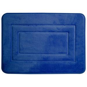 Dywanik łazienkowy SAN REMO niebieski