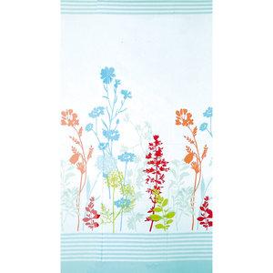 Zasłona łazienkowa HAPPY FLOWER