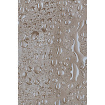 Zasłona łazienkowa WATER szara