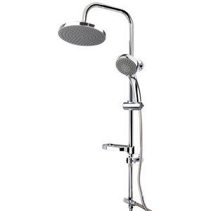 Kolumna prysznicowa FLIPPER szary