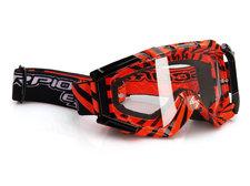 Scorpion EXO Goggles - RÖD