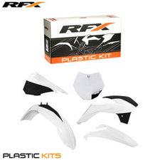 Plastkit | KTM 85 (Vit) 13-17