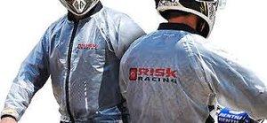 Regnjacka Risk Racing