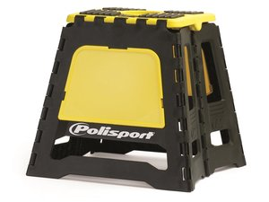 Polisport MC pall (gul/svart)