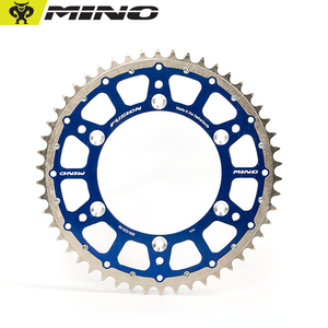 Mino Fusion Series Blu.   Husqvarna 125