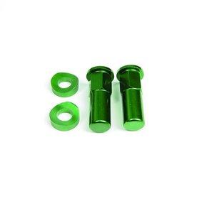 Däcklåsmutter | Grön