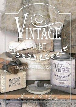 Bok: Vintage paint - Maalaa ja uudista kauniisti