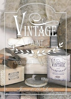 Bok: Vintage Paint - Underbara förvandlingar