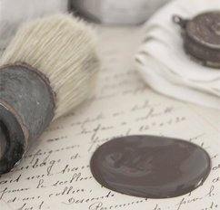 Vintage paint Dark powder 100 ml