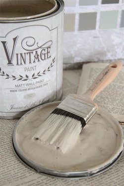 Wall Paint French Beige