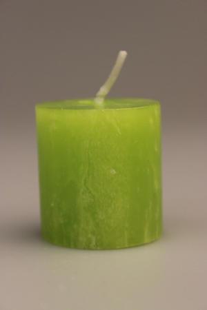 Votivljus Green Lemon 38x40 mm