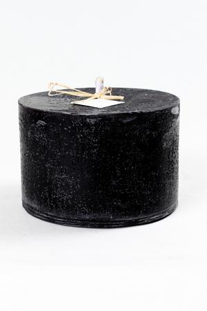 Garden Cylinderljus Black 150x100 mm