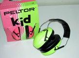 Peltor hörselkåpor barn