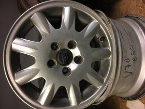 Aluminium fälg V70, 850.