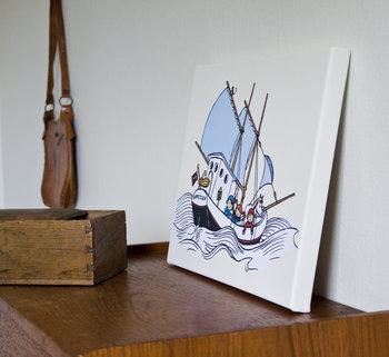Pippi Långstrump, Tommy och Annika på de sju haven