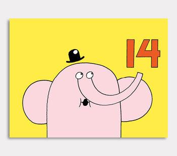 14 – fourteen