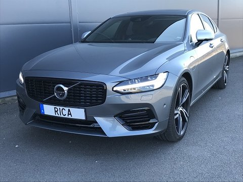 Rica i-power 367 Hk / 460 Nm (Volvo S90 II T6 320 Hk / 400 Nm 2017-)