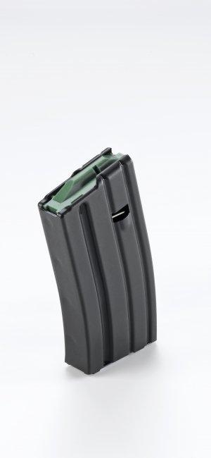 Magasin av stål till AR15