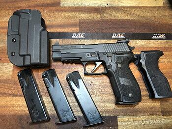 SIG P226 MK25 9x19