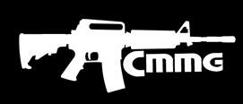 "CMMG Resolute 300 MK4 9x19 16"" Sniper Grey"