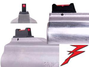 """S&W Revolver Front Sight FO .280""""x.125"""""""