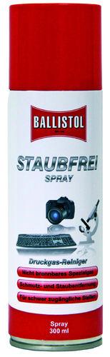 Tryckluft på burk, Dust-Free Spray 300 ml