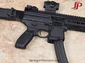 Springer Precision MPX Aluminum Magwell- Black