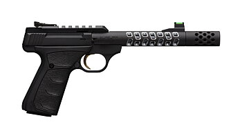 BUCK MARK PLUS VISION BLACK UFX Thr,ADJ S,22LR