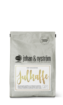 Ekologiskt Julkaffe 250g BRYGGMALET - Johan & Nyström