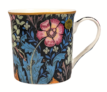 William Morris Compton - Mugg