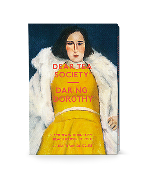 Fruity Black - Dear Tea Daring Dorothy Ekologisk