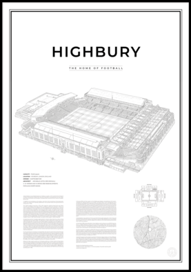 Highbury Arsenal Stadium