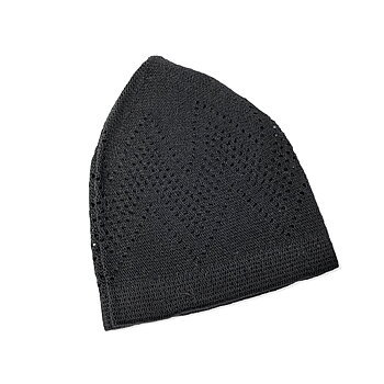 Kufi - svart