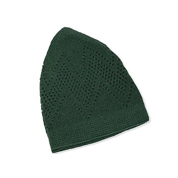 Kufi - mörkgrön