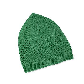 Kufi - grön