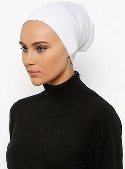 Tube hijabcap cotton