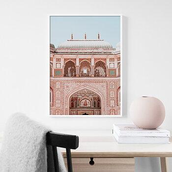 """Poster """"Orientalisk Arkitektur"""""""