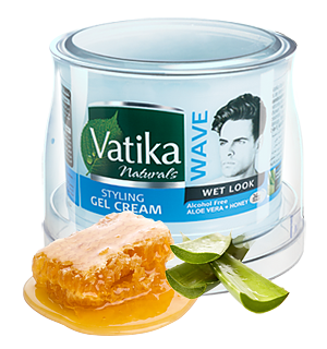 Vatika Hair Gel - Wet Look 250ml