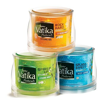Vatika Styling Gel Cream - Spike 250ml