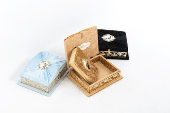 Koran gift box Luxury in velvet