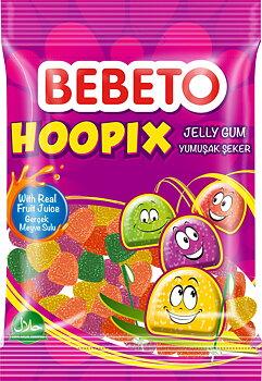 BEBETO HALAL Hoopix 80g