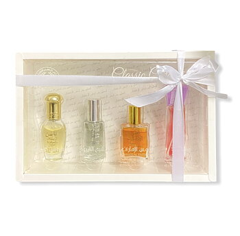 Ard Al Zaafaran Classic Collection Giftset 4-pcs