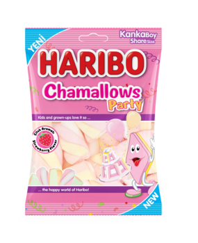 HARIBO HALAL Chamallows Party 70g