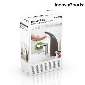 Automatisk tvålpump med sensor Dispensoap InnovaGoods