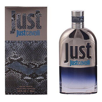 Men's Perfume Just Cavalli Man Roberto Cavalli EDT Kapacitet 30 ml