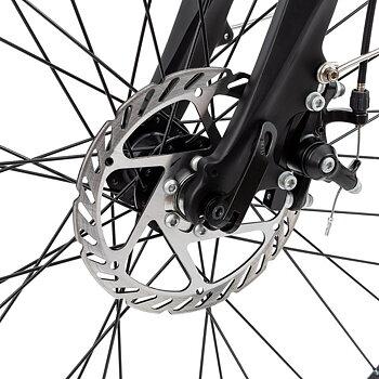"""Elcykel iWatMotion iCity 28"""" 250W Svart 25 km/h"""