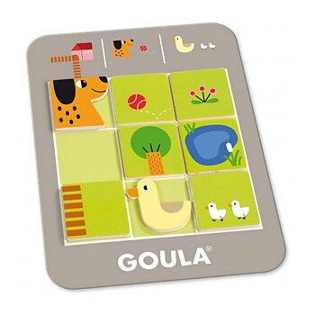 Färdighetsspel för bebisar Logic Farm Diset (3+ år)